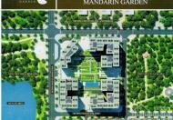 Chính chủ bán căn góc tầng 1807 tòa B, C chung cư Mandarin Garden Hòa Phát
