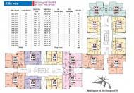 Cắt lỗ CC Viện 103, tầng 17 căn 10, DT: 106m2 (CT2), giá 14 triệu/m2, 0963 683 222