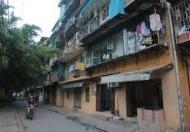 Bán nhà tập thể mặt phố Ngọc Khánh, Ba Đình, 60m2, kinh doanh, làm văn phòng cực đẹp, giá 4.08 tỷ