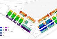 Bán biệt thự đơn lập mặt hồ dự án Vinhomes Green Bay Mễ Trì