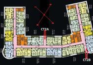 Tổng hợp căn hộ cần bán tòa CT2 KĐT Nam Cường 234 Hoàng Quốc Việt