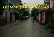 Cần tiền! Bán gấp mảnh đất ở TDP An Lạc, Trâu Quỳ, DT 42,2 m2, Giá 1,8 tỷ. LH 01649722248