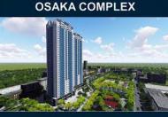 Bán suất ngoại giao căn hộ tầng 28 Chưng cư Osaka Complex Bộ Công An, Hoàng Mai