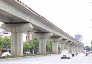 Bán nhà mặt phố Quang Trung Hà Đông 50m2 x 3 tầng, giá 5.68 tỷ