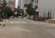 DT 49m2,MT 3.8m Tái định cư Phú Diễn đường có vỉa hè