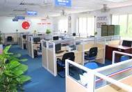 Cho thuê văn phòng tòa nhà mặt phố Trần Đại Nghĩa, Hai Bà Trưng. Dt 50m2, 62m2, 75m2.