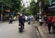 Bán nhà mặt phố Trần Quang Diệu, quận Đống Đa, 70 m2, lô góc, vỉa hè rộng