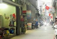 cần gấp nhà mặt ngõ 14 Mễ Trì Hạ , Quận Nam Từ Liêm. MT 3.65m x sâu 15.1m