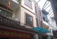 Cho thuê nhà riêng tại Nguyễn Công Hoan, Ba Đình, Hà Nội, diện tích 65m2 x 4 tầng, giá 25.2 tr/th