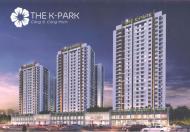 Cơ hội sở hữu chung cư The K Park, Văn Phú, Hà Đông với giá chỉ từ 1,1 tỷ/căn, full nội thất