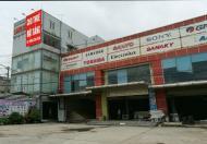 Cho thuê tòa bộ tòa nhà 5 tầng ( Long Binh PLAZA ), mặt đường Quốc Lộ 1A, cầu Quán Gánh, Văn Bình, huyện Thường Tin.