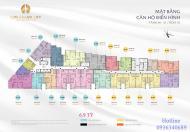 Chính chủ cần nhượng lại căn hộ 3 PN tại dự án Sun Grand City, Thụy Khuê, Tây Hồ