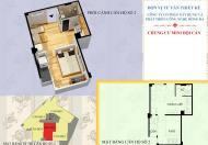 CĐT mở bán CCMN Đội Cấn Ba Đình, giá chỉ hơn 800 triệu, hoàn thiện nội thất ở ngay.