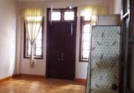 Cho thuê nhà 3,5 tầng số 4, hẻm 376/56/29, đường Bưởi, Vĩnh Phúc, Ba Đình, Hà Nội