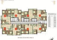 0961980322. Bán gấp căn 2107, DT 73m2, 89 Phùng Hưng, giá 14tr/m2