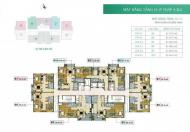 Cần bán gấp chung cư Xuân Phương Báo Nhân Dân căn 1507 tòa B, DT 59.2m2, giá 22tr/m2
