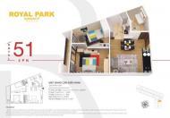 Cần chuyển nhượng căn hộ chung cư Royal Park, phường Suối Hoa, TP Bắc Ninh