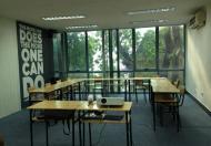 Cho thuê văn phòng tại mặt phố Phan Huy ích, DT: 25m2 – 60m2-  90m2, LH: 0931743628