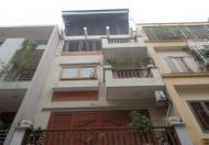 Nhà liền kề Văn Quán, đường Nguyễn Khuyến, Hà Đông, DT 68m2, 4 tầng KD tốt. LH: 0989308696