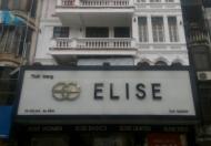 Cho thuê nhà riêng chính chủ mặt đường 115, Kim Mã, Ba Đình, Hà Nội