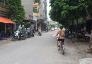 Bán lô đất DT 40m2 liền kề Ngô Thì Nhậm, Hà Đông, Hà Nội