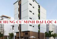 Bán chung cư mini Minh Đại Lộc 4, giá rẻ nhất Hà Nội
