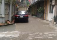 Bán nhà phân lô, ô tô 7 chỗ đỗ cửa phố Trần Đại Nghĩa, 60m2, MT 5m, 5 tỷ