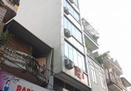 Bán nhà hiếm 6.5 tỷ mặt phố Nguyễn Huy Tự, 30m2, MT 4.5m, vỉa hè 4m, KD đỉnh