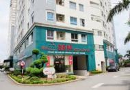 Bán căn hộ chung cư Sacomreal 584, Q. Tân Phú, lầu cao view hướng Bắc, dt 82m2, 2pn, 2wc, sổ hồng