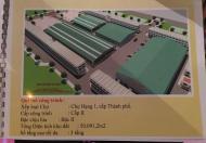 Hot Hot Hot, Bán KIOT chợ Đầu Mối sát bên khu tái định cư Xi Măng, Sở Dầu, Hồng Bàng, Hải Phòng