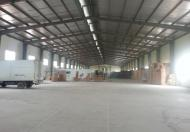 Chính chủ có xưởng mới xây cho thuê tại Yên Phong, Bắc Giang, DT 2810m2