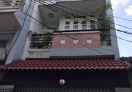Bán nhà HXH đường Gò Dầu hẻm 1/ nhà đúc (3 tấm) (4.3m x 13m)