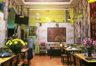 Bán nhà ngõ đẹp nhất Lê Thanh Nghị, quận Hai Bà Trưng, kinh doanh tuyệt đỉnh, DT 68m2, 5 tầng