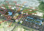 Đất nền KĐT V Green City Phố Nối giá chỉ từ 5,5tr/m2.