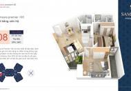 Căn hộ trung tâm quận Hà Đông, giá 1.2 tỷ/ căn 60m2. Hotline 0989849009
