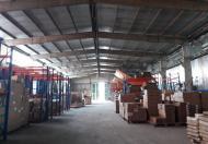 Cần cho thuê kho xưởng gấp đường Gò Ô Môi, Q7, DT 700m2, kho mới xây dựng đẹp, giá 75.000đ/m2/th