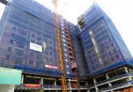 Cho thuê căn trệt chung cư Melody Âu Cơ, vị trí vàng, trung tâm tòa nhà, căn tầng đẹp, giá rẻ