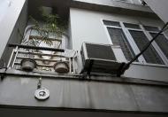 Bán nhà Ngõ 75 Vĩnh Phúc, Ba Đình, 60 m2 x 5 tầng, nhà đẹp, ngõ rộng Giá 4.2 tỷ