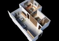 2 Suất cuối Heaven City View Q8 chỉ 1,36 tỷ, đã VAT căn 1PN + 1 phòng đa năng 58m2. LH 0938677909