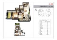 Giới thiệu căn hộ thông minh Sunshine Center 16 Phạm Hùng, chỉ với 4 tỷ