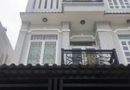 Bán nhà hẻm xe hơi, Huỳnh Tấn Phát, Nhà Bè, DT 4x12m, 3 lầu. Giá 2,45 tỷ