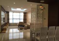 Cho thuê căn hộ chung cư Dimond Flower Handico 6, 3 phòng ngủ, 175m2, full đồ, 26 tr/th