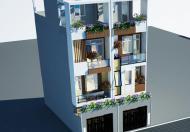 Nhà mới xây 1 trệt, 2.5 lầu Hiệp Bình Chánh, Thủ Đức, giá 3.731 tỷ sổ hồng riêng