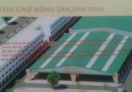 Cơ hội kinh doanh đầu tư ở shophouse, ki ốt tại chợ Đầu Mối rau quả Sở dầu, Hồng Bàng, Hải Phòng