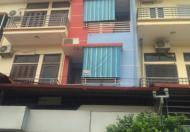 Nhà 3 tầng, mặt ngõ 36, Đào Tấn, DT: 80m2, MT 5,1m, ô tô đỗ, tiện KD