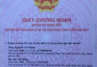 Bán chung cư mini quận Thanh Xuân 500 triệu – 0979.146.570