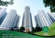 Chính chủ bán gấp căn số 03 tòa B Mulberry Lane chỉ 2,8 tỷ. Liên hệ 0915845166