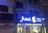 Cần cho thuê mặt bằng kinh doanh 100m2 phố Hoàng Cầu, Ô Chợ Dừa
