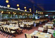 Cho thuê mặt bằng Vũ Tông Phan làm quán nhậu, nhà hàng cực đẹp. 580m2 * 1.5 tầng. 0973513678