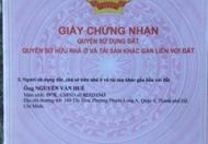 Bán đất cấp hẻm Trương Văn Thành, sổ hồng riêng, bao sang tên, gần Vincom quận 9, LH: 0909003955